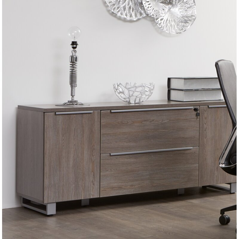Ose 2 Drawer Lateral Filing Cabinet
