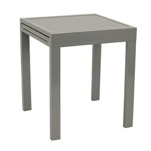Courtenay Extendable Aluminium Dining Table Image