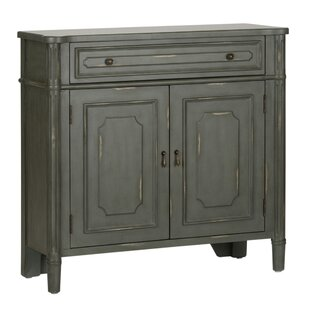Gretchen 2 Door Accent Cabinet by Bungalow Rose