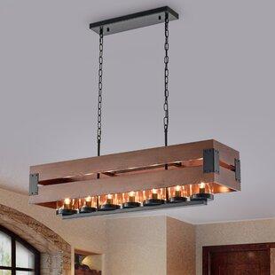 Kitchen Island Wrought Iron Pendant Lighting You Ll Love In 2021 Wayfair