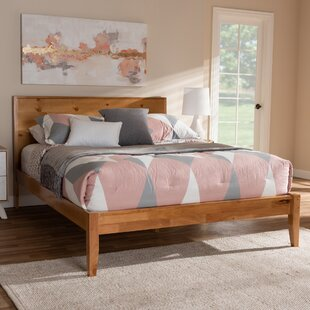 Best Reviews Forgey Platform Bed by Millwood Pines Reviews (2019) & Buyer's Guide