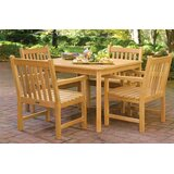 Harpersfield 5 Piece Dining Set