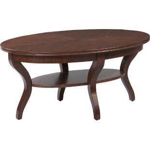 Grandview Oval Coffee Table