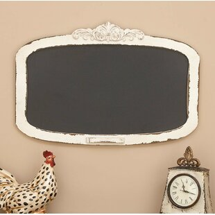 Decorative Wood Wall Mounted Chalkboard