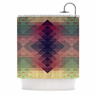 Hipsterland by Nika Martinez Single Shower Curtain