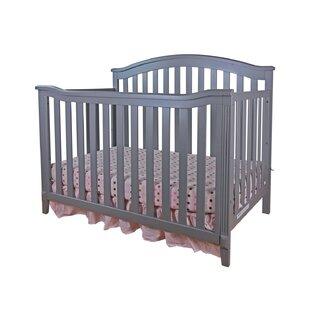 Brompton Van 4-1 Convertible Crib by Harriet Bee