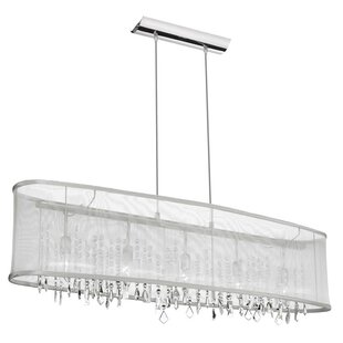 Radionic Hi Tech Nevaeh 5-Light Pendant