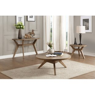 Brighouse 3 Piece Coffee Table Set