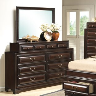 Darby Home Co Edwardsville 10 Drawer Doub..