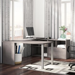 Prattsburgh Reversible U-Shape Executive Desk