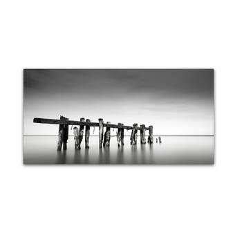 Trademark Art Venice Dream By Nina Papiorek Framed Photographic Print On Wrapped Canvas Wayfair