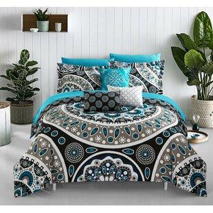 Binning Reversible Comforter Set