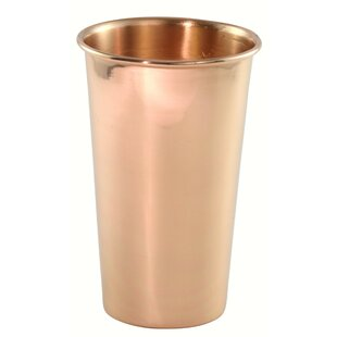 Gravelle Smooth Copper 20 oz. Beer Glass