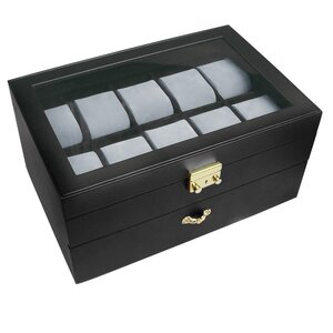 Deluxe Watch Box