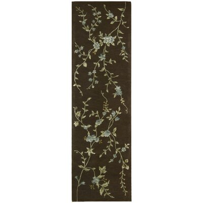 Sherron Hand Tufted Brown Area Rug August Grove Rug Size