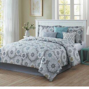 Jaggers 7 Piece Reversible Comforter Set
