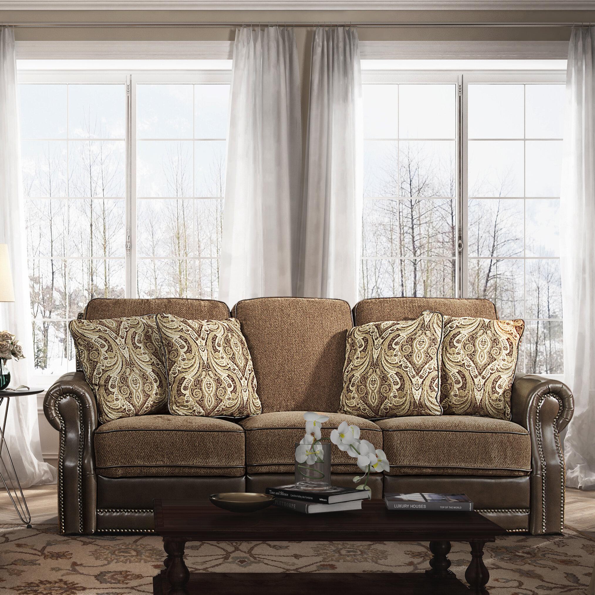 Jefferson Reclining Sofa