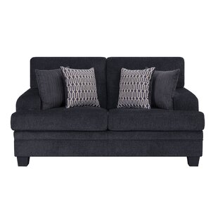 Price comparison Mario Loveseat by Longshore Tides Reviews (2019) & Buyer's Guide