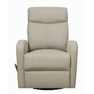 Brehmer Manual Swivel Recliner