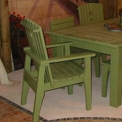 Milford Patio Dining Chair by Darby Home Co Savings