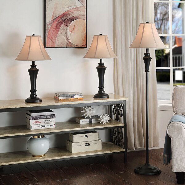 Tall Living Room Lamps Wayfair