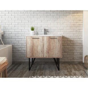 Kenya 900mm Free-Standing Single Vanity Unit By Belfry Bathroom