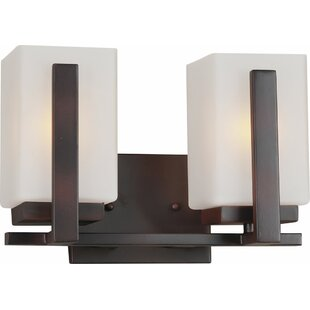 Ebern Designs Mcmorris 2-Light Vanity Light