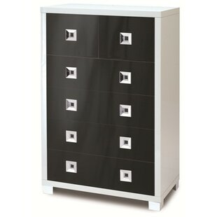 Latitude Run Una 6 Drawer Dresser