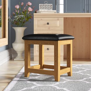 Lucia Dressing Table Stool By Natur Pur
