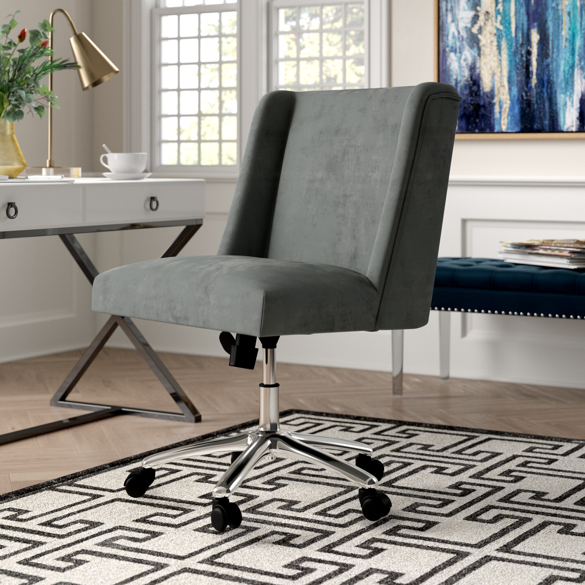 Aliana Decorative Task Chair