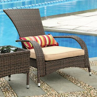 Mangold Patio Chair with Cushion
