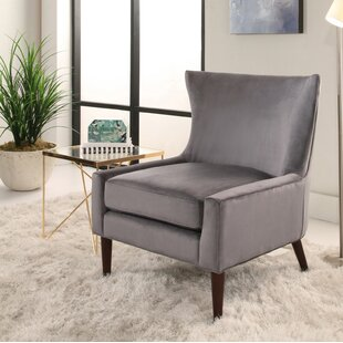Clearance Caledonian Wingback Chair by Mercer41 Reviews (2019) & Buyer's Guide
