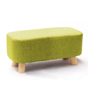 Barringer Footstool By 17 Stories