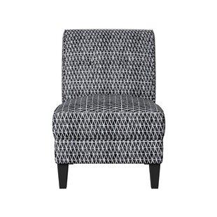 Abbaas Slipper Chair by Ebern Designs