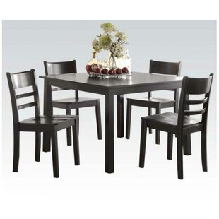 Sophia 5 Piece Dining Set A&J Homes Studio