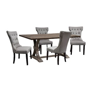 Melyna 5 Piece Dining Set One Allium Way