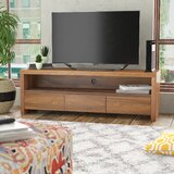 Zac TV Stand for TVs up to 65 by Wade Logan®