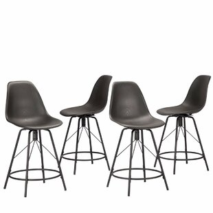 Read Reviews Blumenthal Counter 24 Bar Stool (Set of 4) by Brayden Studio Reviews (2019) & Buyer's Guide