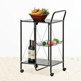 Mcmartin Kitchen Cart by 17 Stories