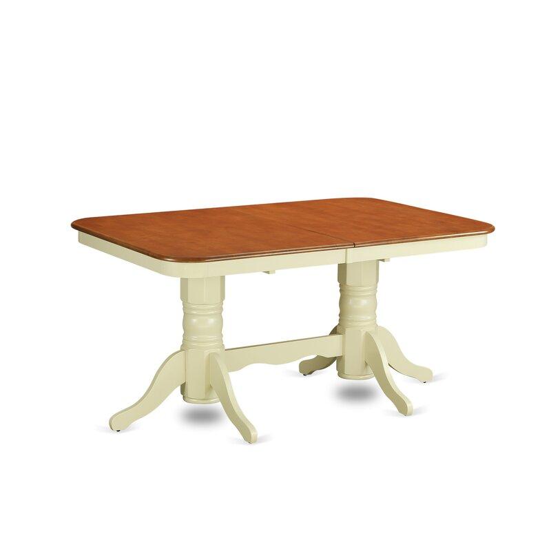 August Grove Pillsbury Extendable Dining Table Wayfair