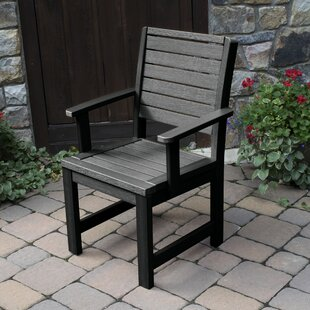 Berry Patio Dining Chair by Darby Home Co