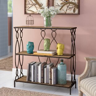 Lark Manor Provencal Etagere Bookcase