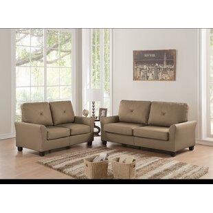 Winston Porter Gunter Configurable Living Room Set