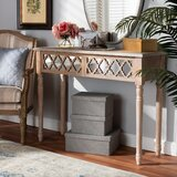 Necaise 42 Console Table by Canora Grey