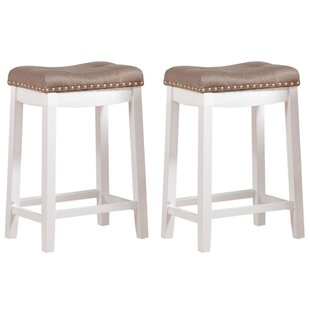 08e25409fa85 Saddle Seat Counter Bar Stools You'll Love | Wayfair