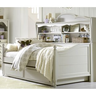 Check Prices Inspirations by Wendy Bellissimo Twin Bed with Shelves by Wendy Bellissimo by LC Kids Reviews (2019) & Buyer's Guide