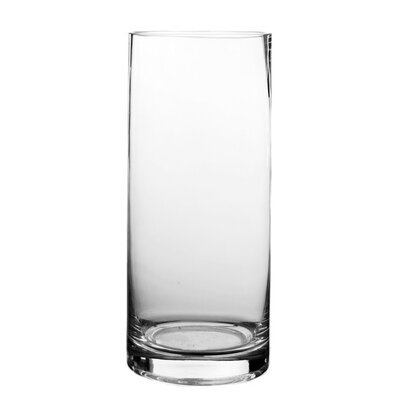 Cysexcel Glass Cylinder Vase Wayfair