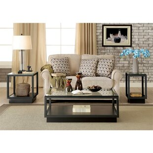 Mackinnon 4 Piece Coffee Table Set