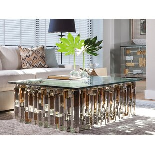 Artistica Home Cityscape 2 Piece Coffee Table Set