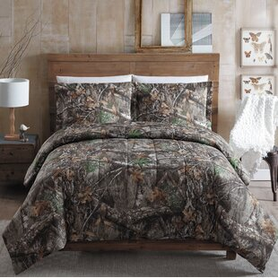 Comforter Set by Realtree Bedding